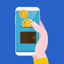 Bitcoin Mobile Crypto Wallet
