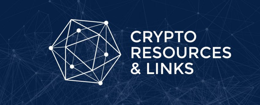 Crypto Information and Resources
