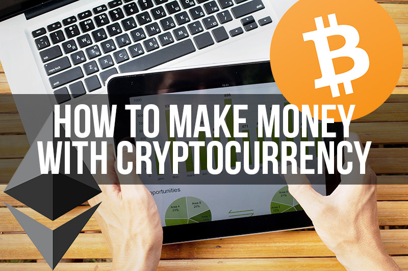 Image result for make money with crypto