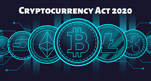 cryptocurrency act 2020 regulations